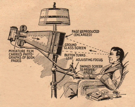 The-book-reader-of-the-future-April-1935-issue-of-Everyday-Science-and-Mechanics