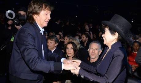 McCartney och Ono