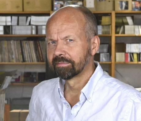 Örjan Gerhardsson aka Peter Glas